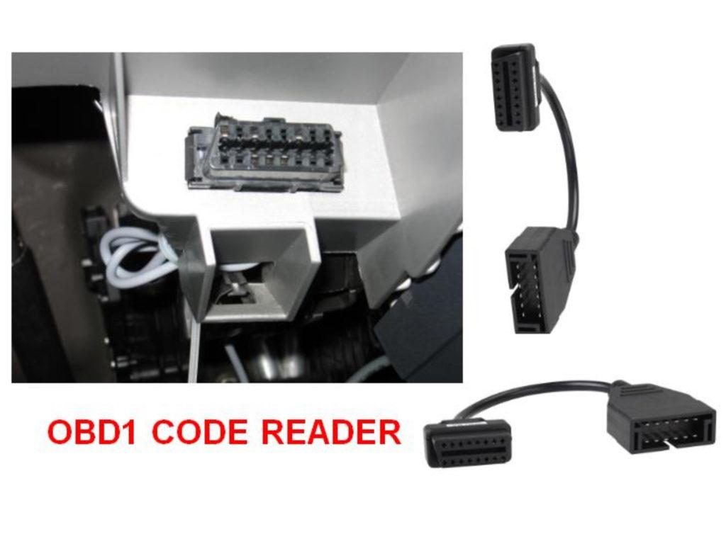 OBDI Code Reader