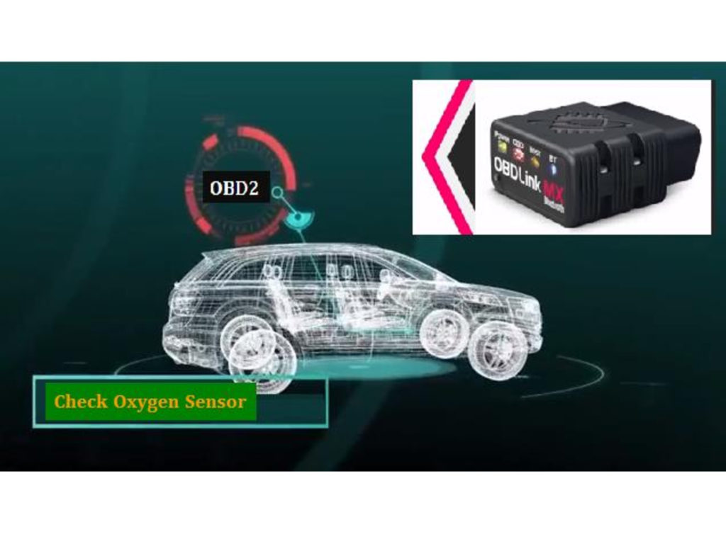 OBD2 tests bad O2 Sensor