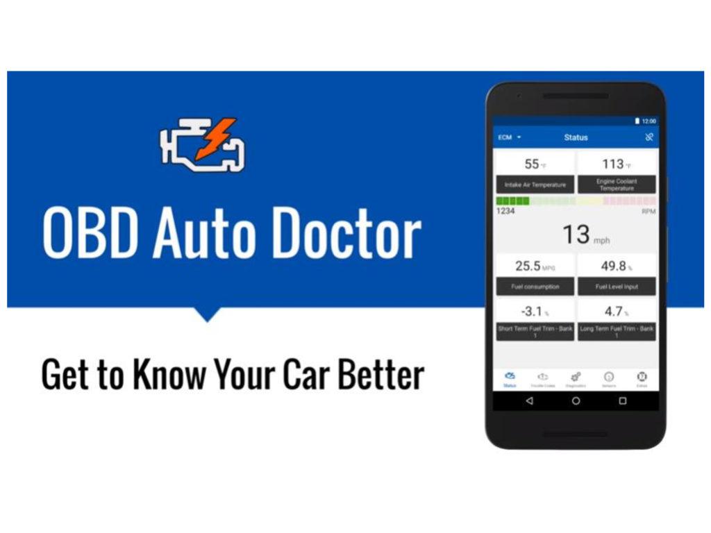 OBD Auto Doctor App