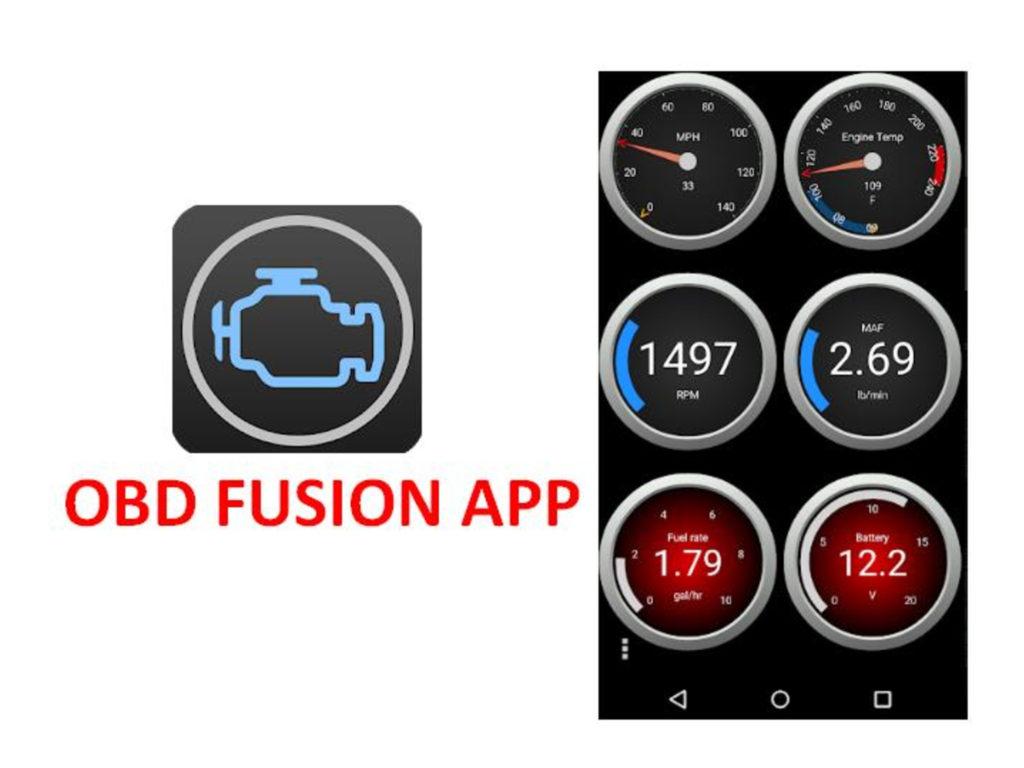 OBD Fusion OBD2 App