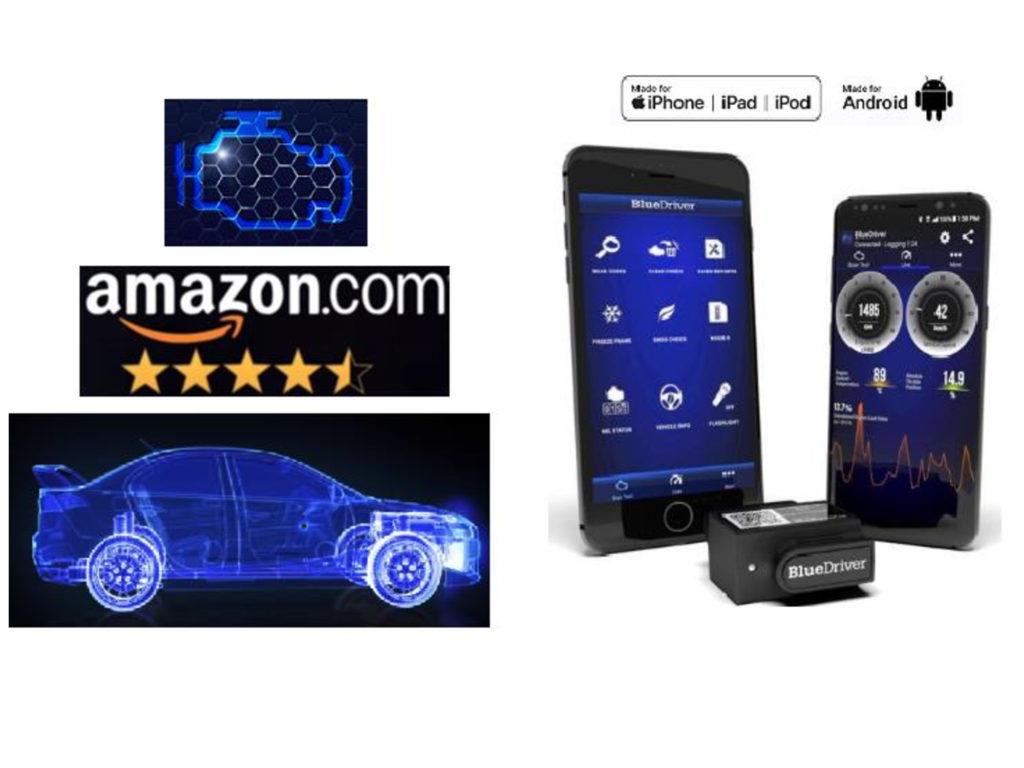 Blue Driver OBD2 App