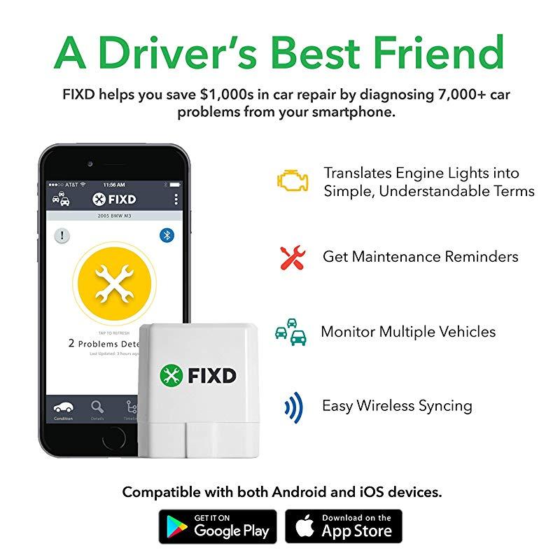 FIXD Car Health Moniotor